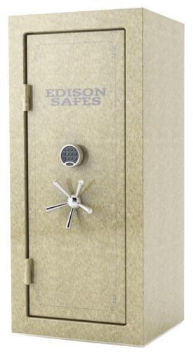 Edison Safes M6630 McKinley Series 30-120 Minute Fire Rating – 33 Gun Safe