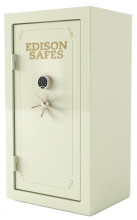 Edison Safes E6636 Elias Series 30-120 Minute Fire Rating – 56 Gun Safe