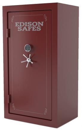 Edison Safes E7240 Elias Series 30-120 Minute Fire Rating – 64 Gun Safe