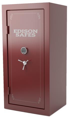 Edison Safes F7236 Foraker Series 30-120 Minute Fire Rating – 56 Gun Safe