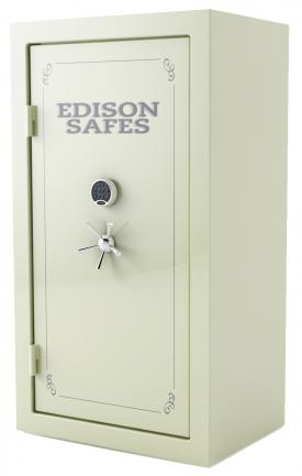 Edison Safes M7240 McKinley Series 30-120 Minute Fire Rating – 84 Gun Safe
