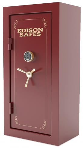 Edison Safes B603024 Blackburn Series 30-120 Minute Fire Rating – 36 Gun Safe