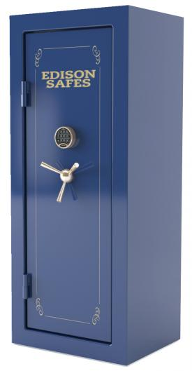 Edison Safes B7230 Blackburn Series 30-120 Minute Fire Rating – 33 Gun Safe