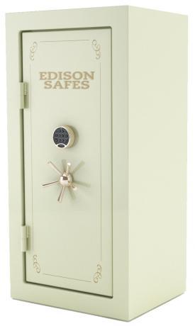Edison Safes E603024 Elias Series 30-120 Minute Fire Rating – 33 Gun Safe