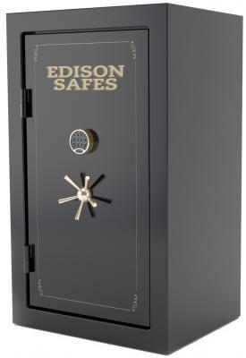 Edison Safes E6036 Elias Series 30-120 Minute Fire Rating – 56 Gun Safe
