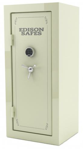 Edison Safes F6630 Foraker Series 30-120 Minute Fire Rating – 33 Gun Safe
