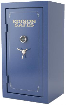 Edison Safes F6636 Foraker Series 30-120 Minute Fire Rating – 56 Gun Safe