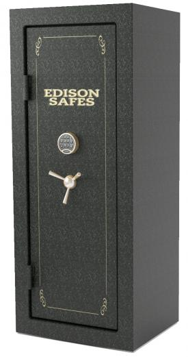 Edison Safes F7230 Foraker Series 30-120 Minute Fire Rating – 33 Gun Safe