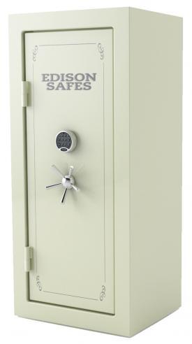 Edison Safes E6630 Elias Series 30-120 Minute Fire Rating – 33 Gun Safe