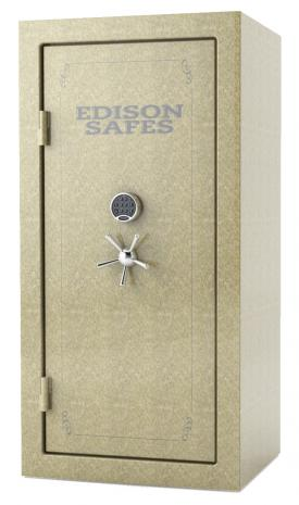 Edison Safes M7236 McKinley Series 30-120 Minute Fire Rating – 56 Gun Safe