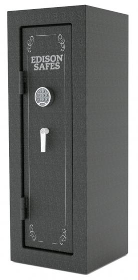 Edison Safes S6022 Sanford Series 30-60 Minute Fire Rating – 12 Gun Safe