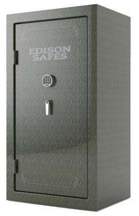 Edison Safes S7240 Sanford Series 30-60 Minute Fire Rating – 64 Gun Safe